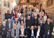 La Guida - Borgo, festa degli anniversari con 19 coppie di sposi
