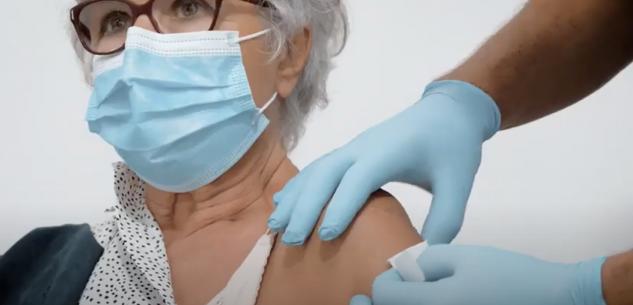 La Guida - Vaccino anti Covid, video appello della Regione agli indecisi
