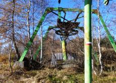 La Guida - Con il bando distruzione per la demolizione della vecchia sciovia di Valmala
