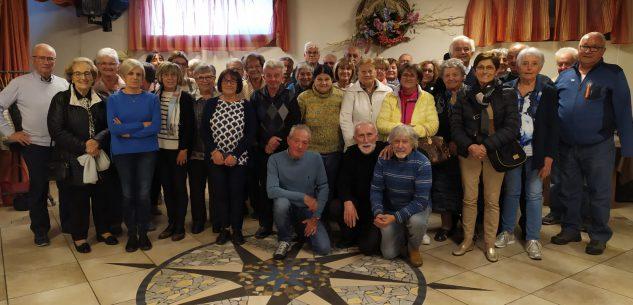 La Guida - Borgo, raduno annuale del Gruppo Pensionati Bertello