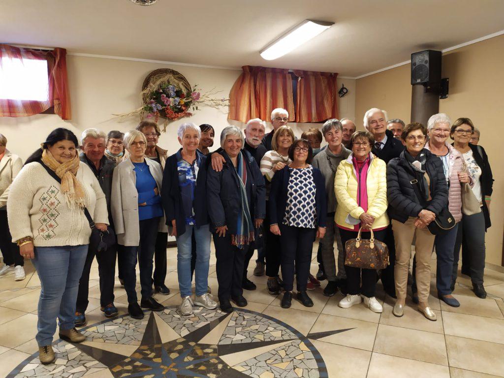 gruppo di pensionati