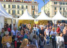 La Guida - Da venerdì a domenica Cuneo si anima con la Fiera del Marrone