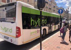 La Guida - Disservizi limitati sul trasporto pubblico locale nella prima giornata con obbligo di Green Pass