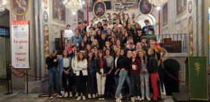 La Guida - Borgo, il saluto dei giovani all'amico seminarista