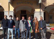 La Guida - L'insediamento della nuova amministrazione comunale di Valdieri