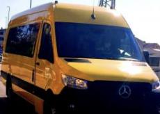 La Guida - Busca, rinnovo del parco automezzi per il trasporto degli studenti