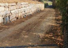 La Guida - Rifreddo, nuove scogliere per proteggere via Devesio ed il combale Flesia