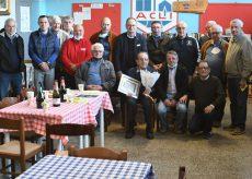 La Guida - Il ringraziamento delle Acli provinciali di Cuneo a Mario Sclavo