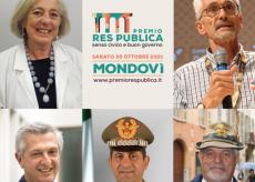 La Guida - Si consegnano i Premi Res Publica 2021