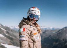 """La Guida - Marta Bassino, nel video """"Qui mi sento a casa"""" il suo amore per la Valle Gesso e le Alpi Marittime (video)"""