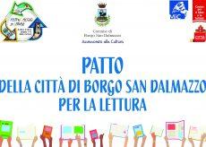 """La Guida - A Borgo si firma il """"patto per la lettura"""", con Comune, istituzioni pubbliche e soggetti privati"""