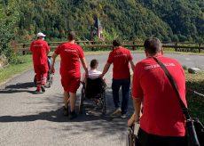 La Guida - La Croce Rossa di Melle ha un nuovo mezzo