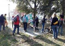 La Guida - In 40 a pulire il parco Monviso
